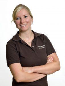 Franziska Schessl-Inhaberin Physiotherapie Seeshaupt